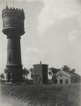 22-9181 Watertoren met bijgebouwtjes