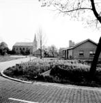 19-1614 Hervormde kerk met pastorie