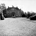 19-1615 Achterzijde Slot Rossum, gemeentehuis