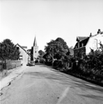 19-1634 Straatgezicht richting hervormde kerk