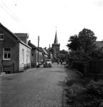 19-1642 Straatgezicht richting hervormde kerk
