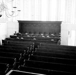 22-9344 Interieur Sint Maartenskerk, kerkbanken