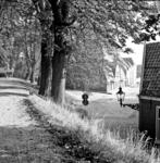 22-9346 Zicht op de Maasstraat vanaf de Stadsdijk