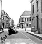 22-9384 Straatgezicht, kruising Boschstraat-Nonnenstraat-Nieuwstraat