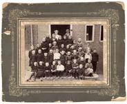 2-364 Schoolfoto openbare lagere school Aalst, groep 1
