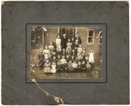 2-365 Schoolfoto openbare lagere school Aalst, groep 1