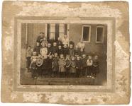 2-366 Schoolfoto openbare lagere school Aalst, groep 1