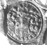 2253 Zegel van: Samuel Essenius d.d. 17 dec. 1789 schepen van Zaltbommel