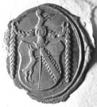 2402 Zegel van: Johannes van Rees d.d. 29 febr. 1808 te Nijmegen