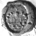 2331 Zegel van: J. Thoepoel d.d. 19 juni 1748 schepen van Heerewaarden