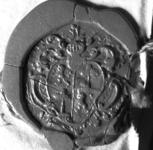 2254 Zegel van: Juta Hendrik Juta Dz. d.d. 12-5-1807 schepen van Zaltbommel