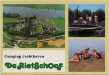 2-10018 Camping en jachthaven De Rietschoof