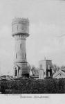 22-10475 Oude watertoren in aanbouw