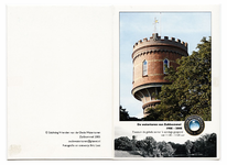 22-10756 Oude watertoren, mapje kaarten ZB10750-ZB10755