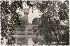 22-11051 Watertoren vanaf plantsoen